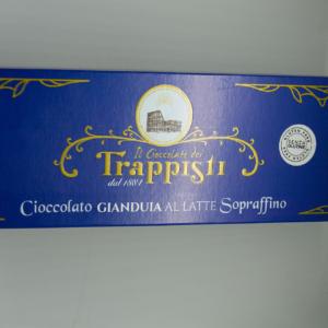 Cioccolato Gianduia al latte sopraffino
