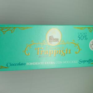 Cioccolato fondente EXTRA con nocciole