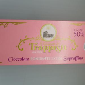 Cioccolato EXTRA fondente sopraffino
